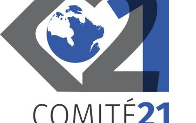 Lancement du Comité 21 Québec