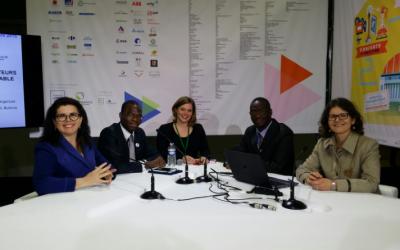 Lancement : Comités 21 Québec et Burkina Faso auprès du Comité 21 France au COP 21