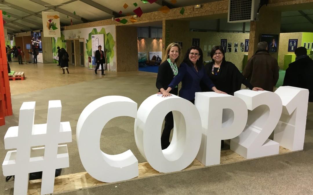 Solutions COP 21 : Le Comité 21 Québec participe aux rencontres à Paris