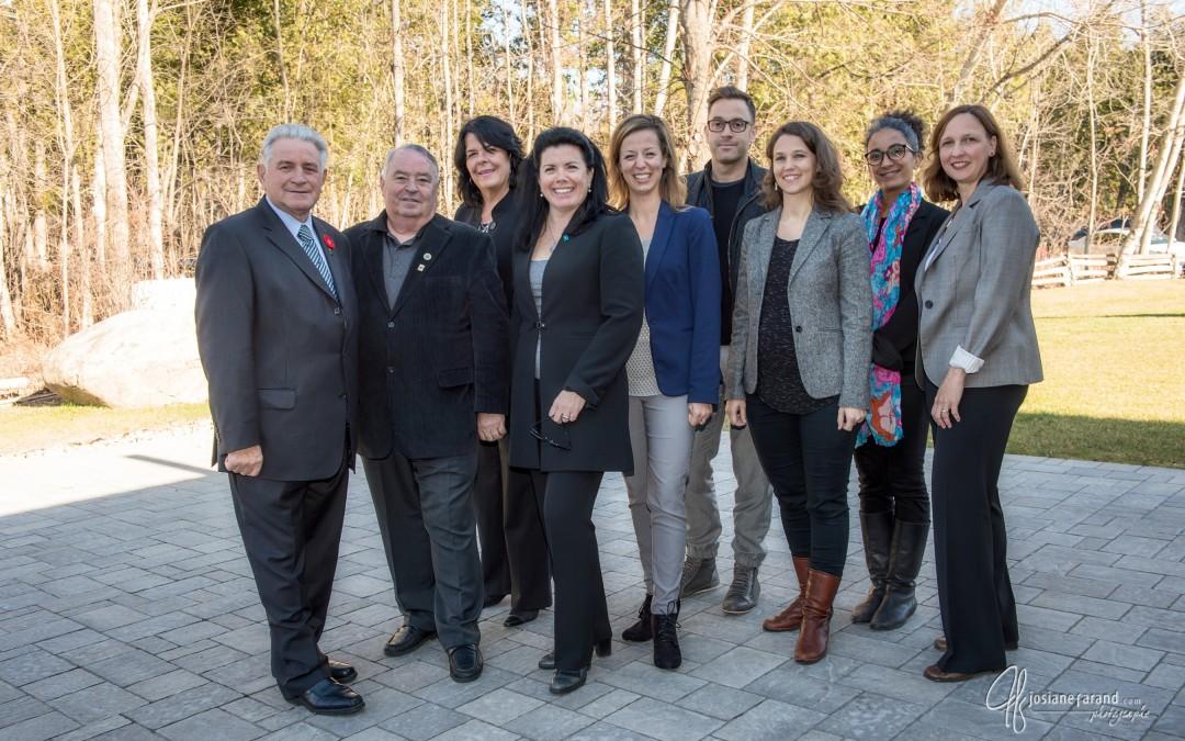 Lutte contre le changement climatique : Création d'un laboratoire de pratiques pour développer des habiletés de management durable au Québec