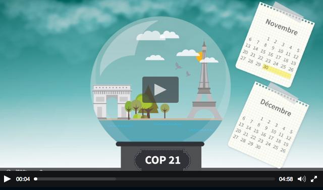 Dernières heures au COP 21: le temps compte!