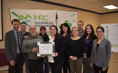 Premier Forum sur les changements climatiques et la réduction des gaz à effet de serre de Vaudreuil-Soulanges