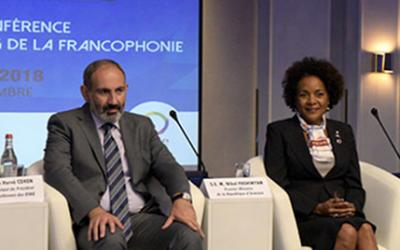 Le Comité 21 Québec consulté par l'Organisation Internationale de la Francophonie (OIF) en Arménie