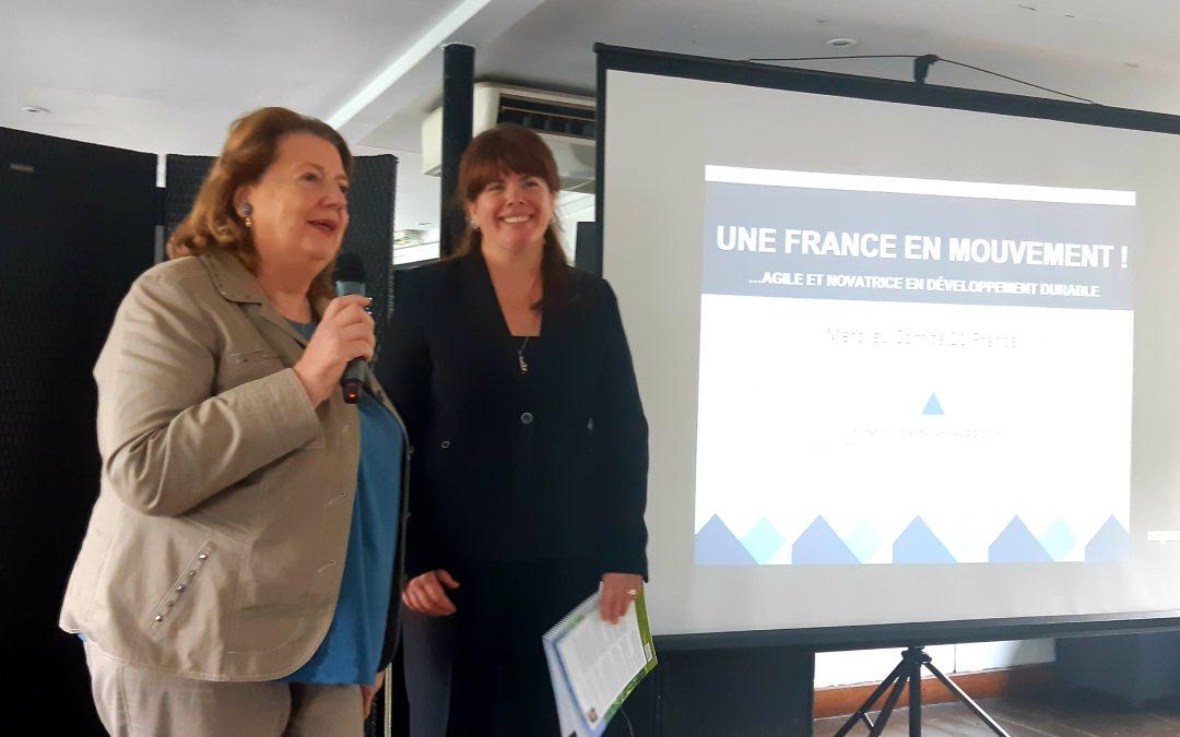 Le Comité 21 Québec invité à présenter à l'Assemblée générale annuelle du Comité 21 France