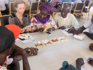Atelier de concertation au Sénégal