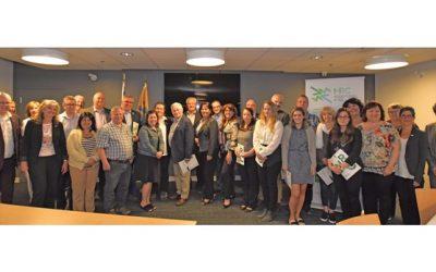 Lancement du projet de plan d'action régional de réduction des gaz à effet de serre de la MRC de Vaudreuil-Soulanges et du Comité 21 Québec