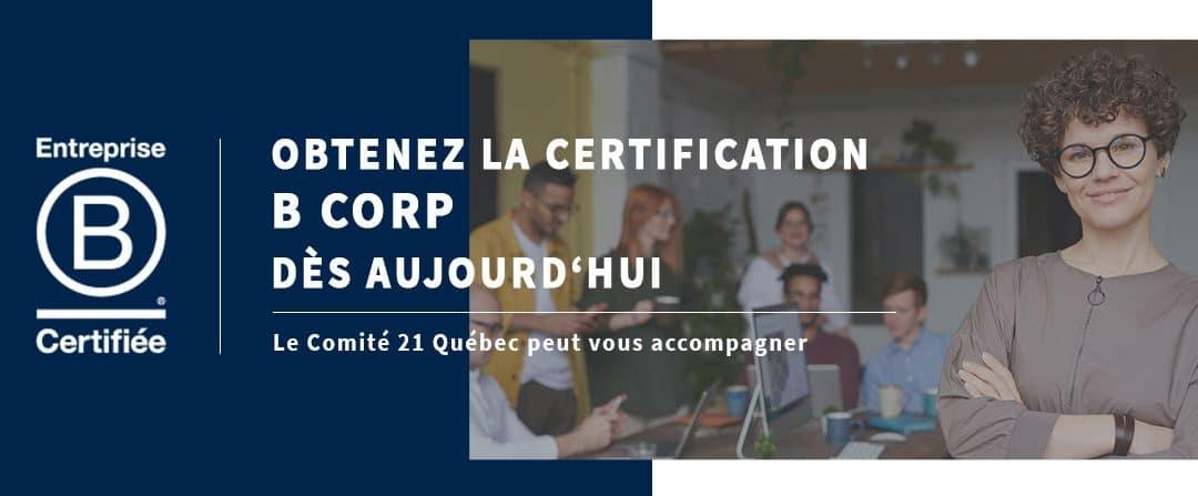 Certification B CORP